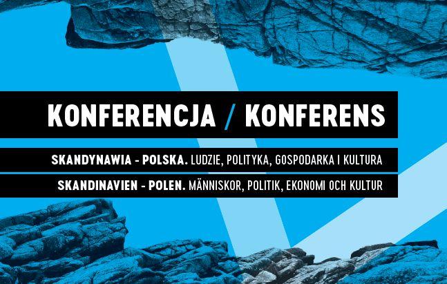 plakat konferencja Skandynawia Polska