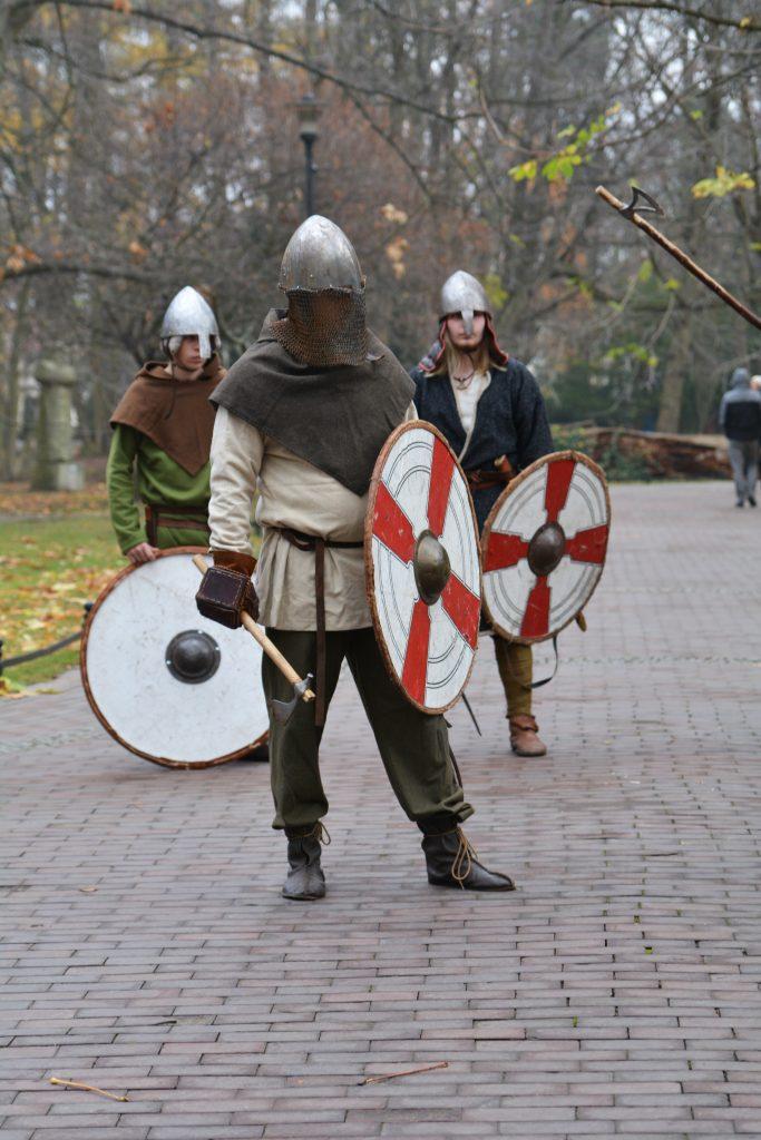 3. Nordic Focus Festival - Wioska wikingów – Drużyna Słowian i Wikingów  Nordelag