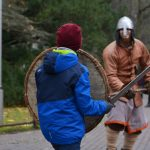 3. Nordic Focus Festival – Wioska wikingów – Drużyna Słowian i Wikingów  Nordelag